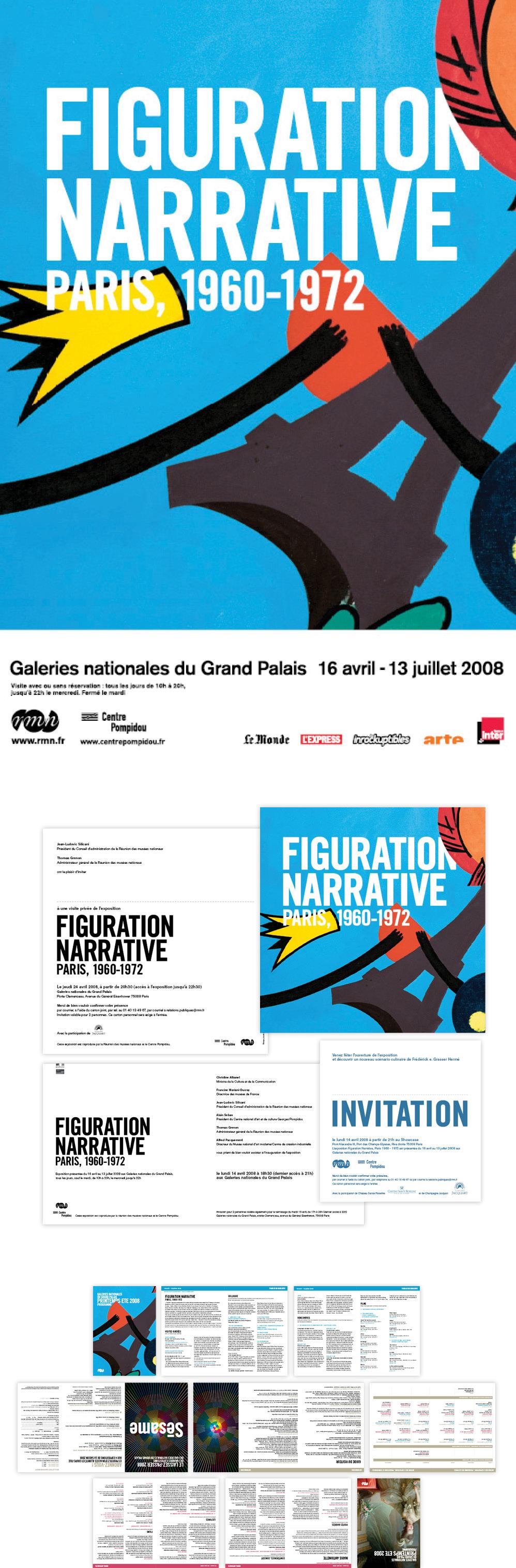 Figuration narrative dame loky nora moureau for Figuration narrative